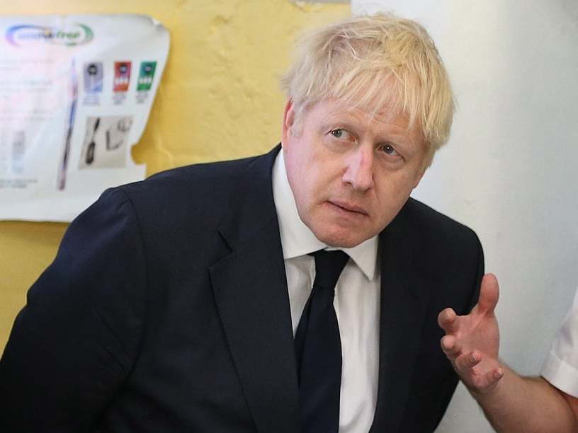 Johnson apeluje do Berlina i Paryża o kompromis w sprawie brexitu