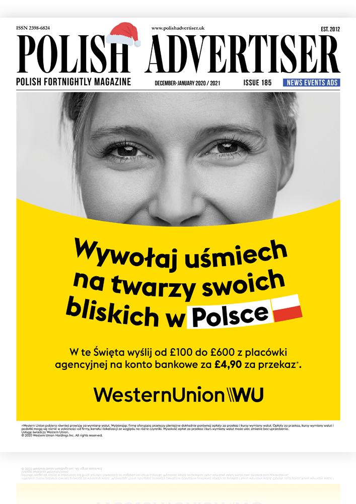 Polish Advertiser - Wydanie papierowe